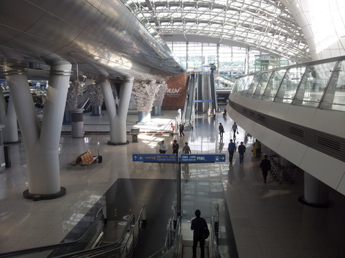 letisko-icheon-soul-skusenosti, letisko Icheon, noc, metro, bezpecnost