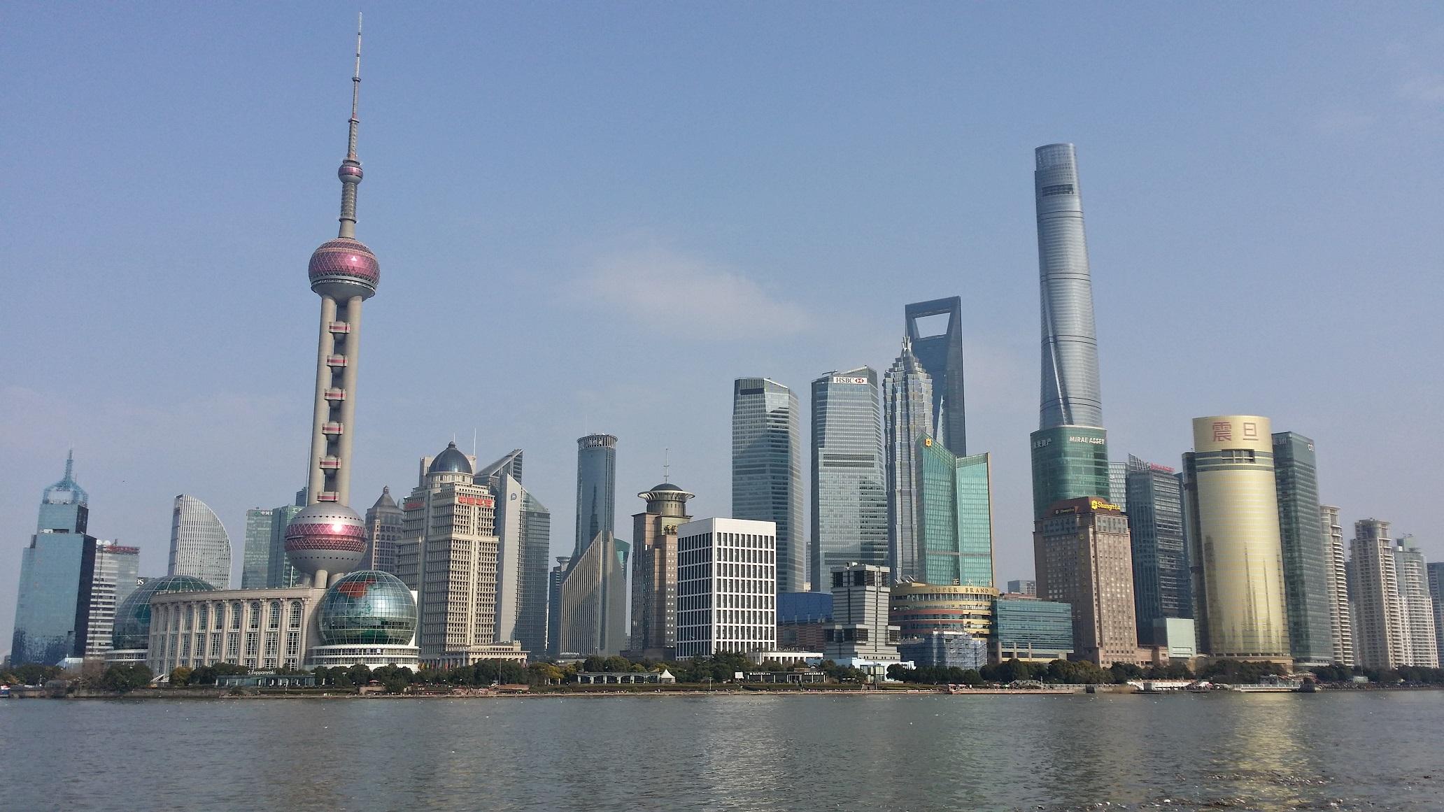 stratený v Šanghaji