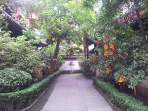 Konfuciov chrám v Šanghaji