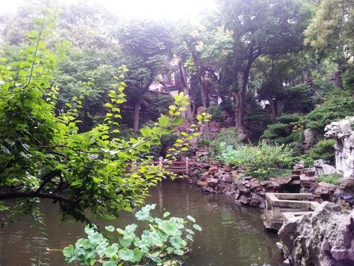 Záhrada Yuyuan Šanghaj, oáza pokoja, fengshui, Confucius