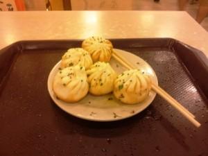 mäsové buchtičky Šanghaj, jiaozi, baozi, dumplings